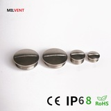 Round Shape Brass Screw Plugs