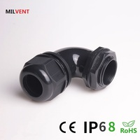 90°Nylon Cable Glands(Type A)