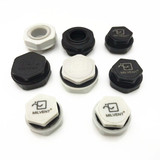 Black M16x1.5 Plastic Vent Plug,Breathers,Waterproof Vent Plug,Protective Vents,Screw-In Vents